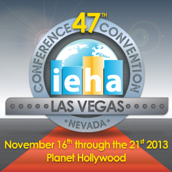 IEHA's 47th Convention & Conference in Las Vegas!