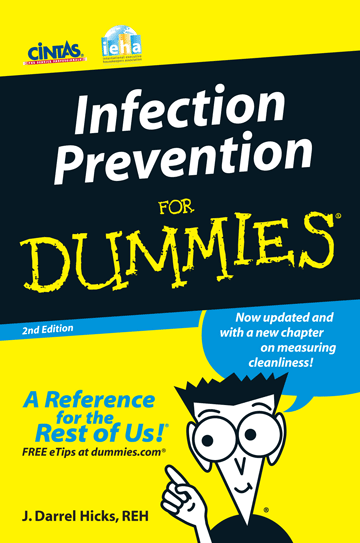 Infection Prevention for Dummies by J. Darrell Hicks, REH